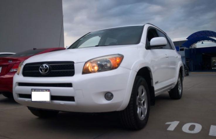 Toyota Rav4 año 2006