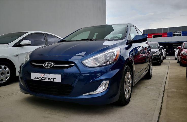 Hyundai Acccent año 2015