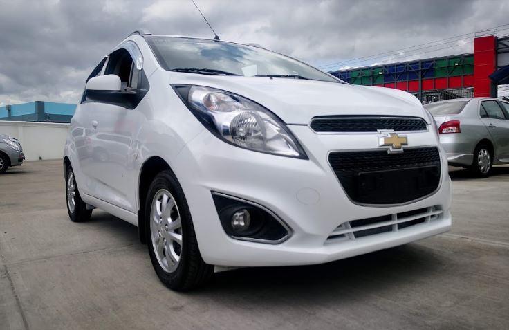 Chevrolet Spark año 2014