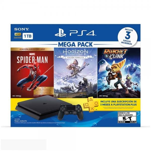 Ps4 Slim 1 tera disco duro