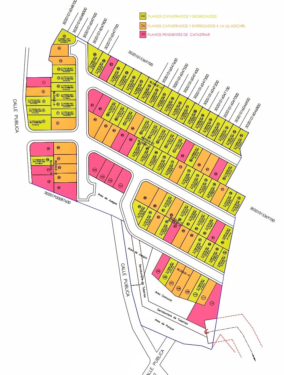 Lotes residenciales en venta, Paraiso Cartago