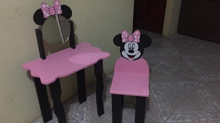 Coqueta Minnie Mouse