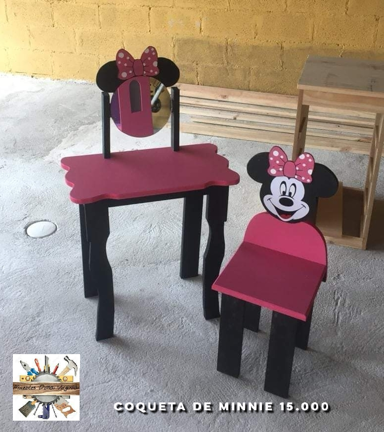 Coqueta de Minnie