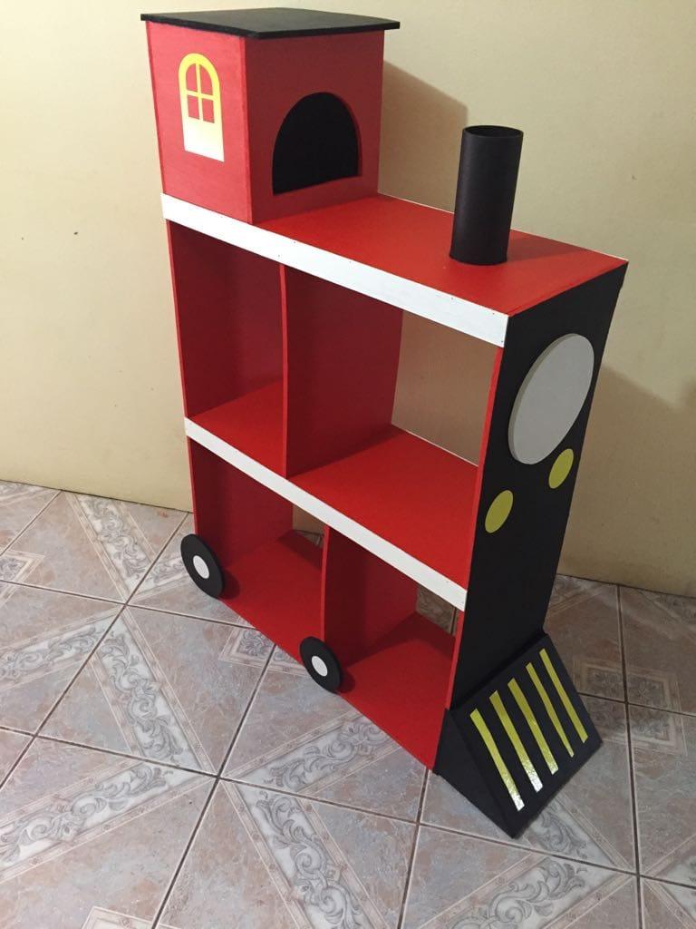 Mueble decorativa para niño
