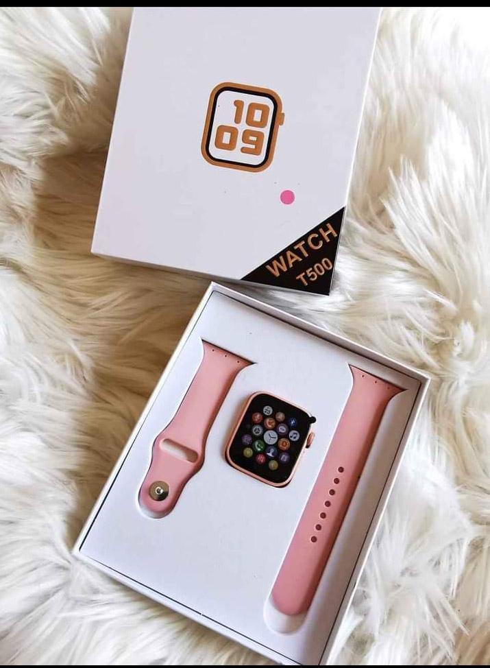Smartwatch T500 llamadas versión t500 pro 2021 serie 6