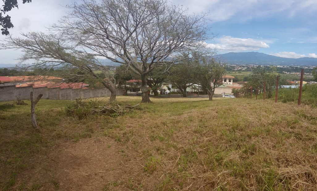 Se Vende Lote en Guachipelín de Escazú, San José.