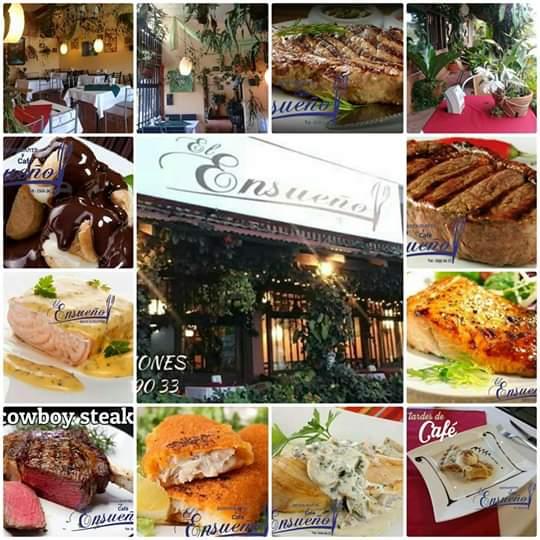 Ven y disfruta nuestro exquisito menú