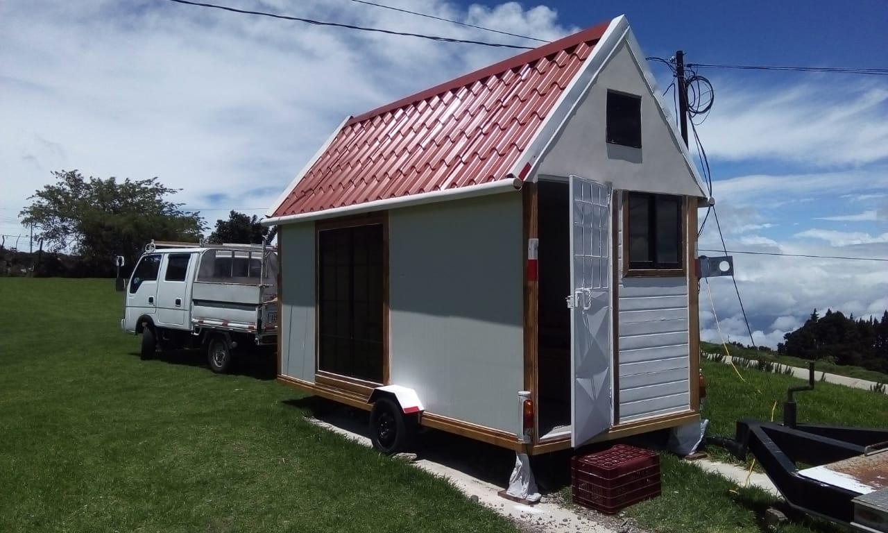 Le construimos Casas Rodantes