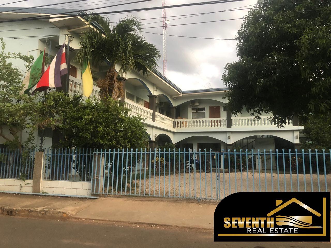 VENTA DE HOTEL Y RESTAURANTE EN SANTA CRUZ GUANACASTE
