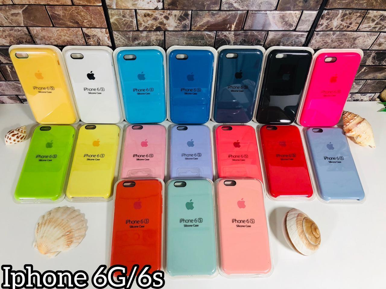 Estuches para iphone 6G o 6S