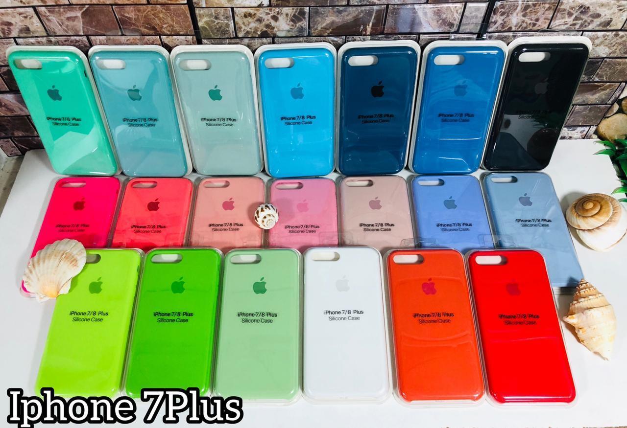 Estuches para iphone 7PLUS