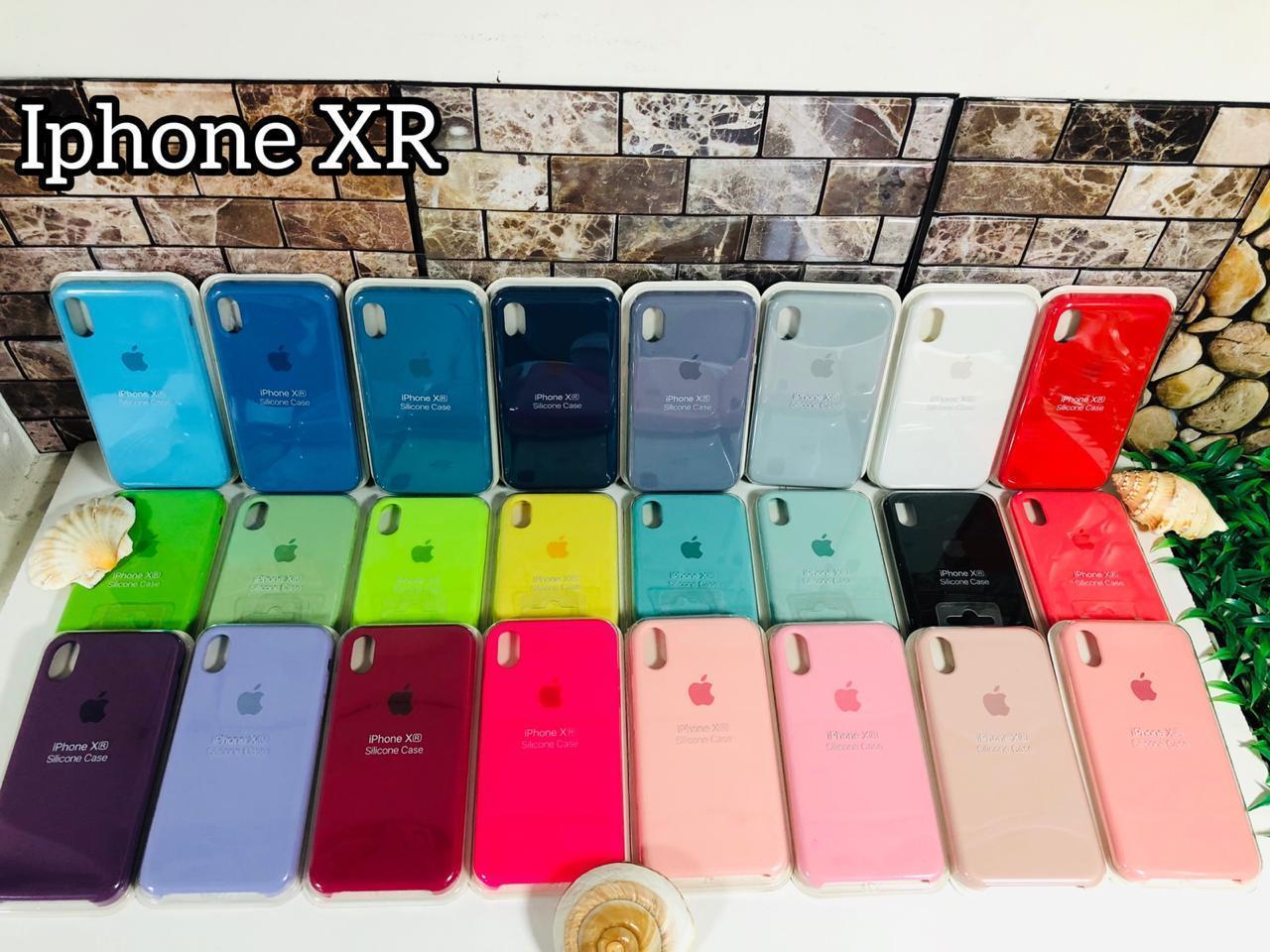 Estuches para iphone XR