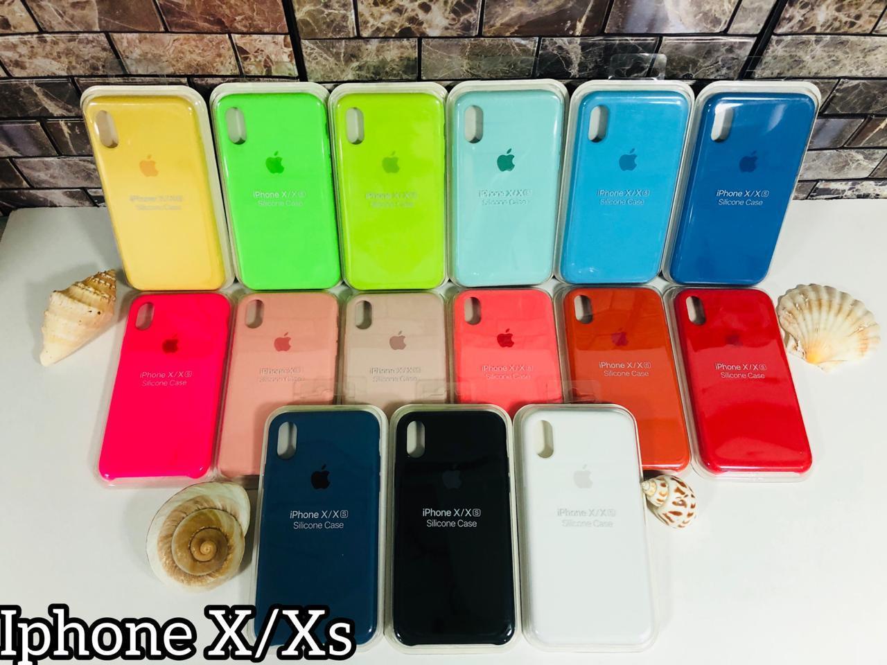 Estuches para iphone X / XS