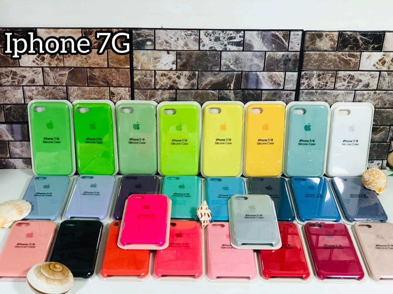 Estuches para iphone 7 G
