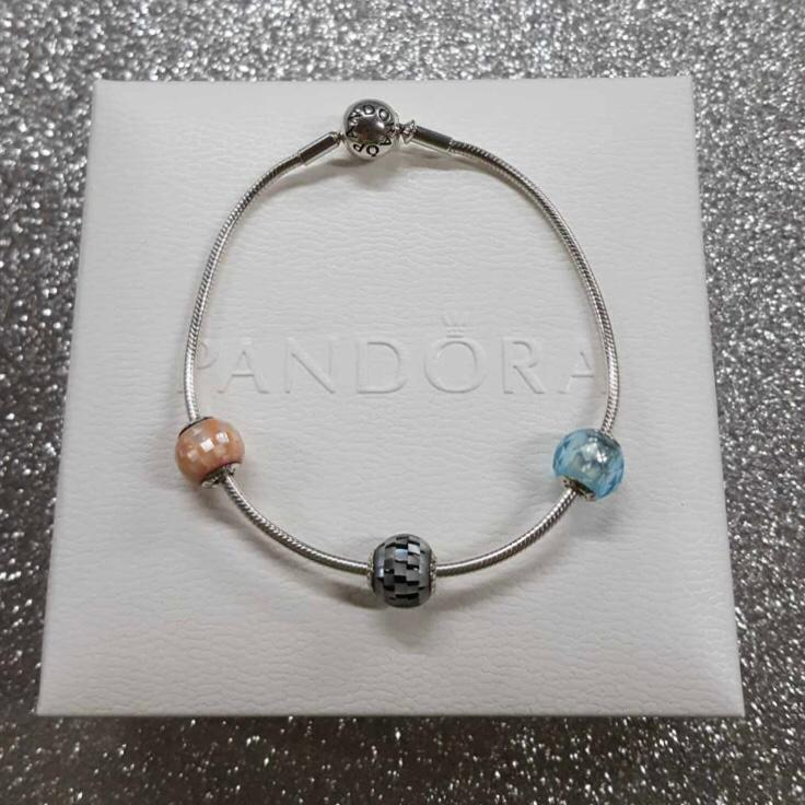 Hermosa Pulsera Pandora